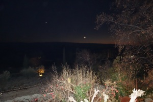 Luberon bei Nacht