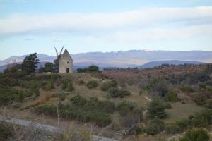 Le Moulin bei Montfuron