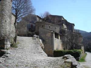 Die einsamen Waldenserdörfer im Luberon