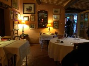 Ein Restaurant für Pferdeliebhaber
