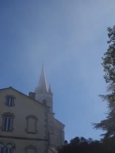 Die untere Kirche von Bonnieux