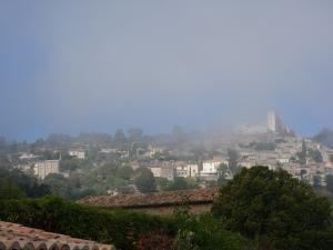 Der Nebel kehrt zurück
